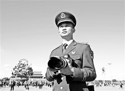 95后兵记者用光影记录军旅生涯